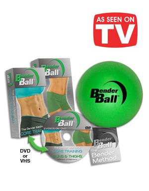 As Seen On TV~ Bender Ball Mini Ab Ball