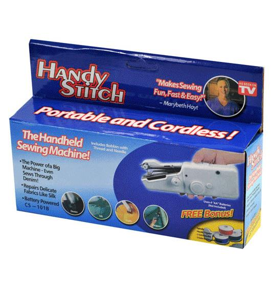 As Seen On TV~ Handy Stitch Handheld Sewing Machine
