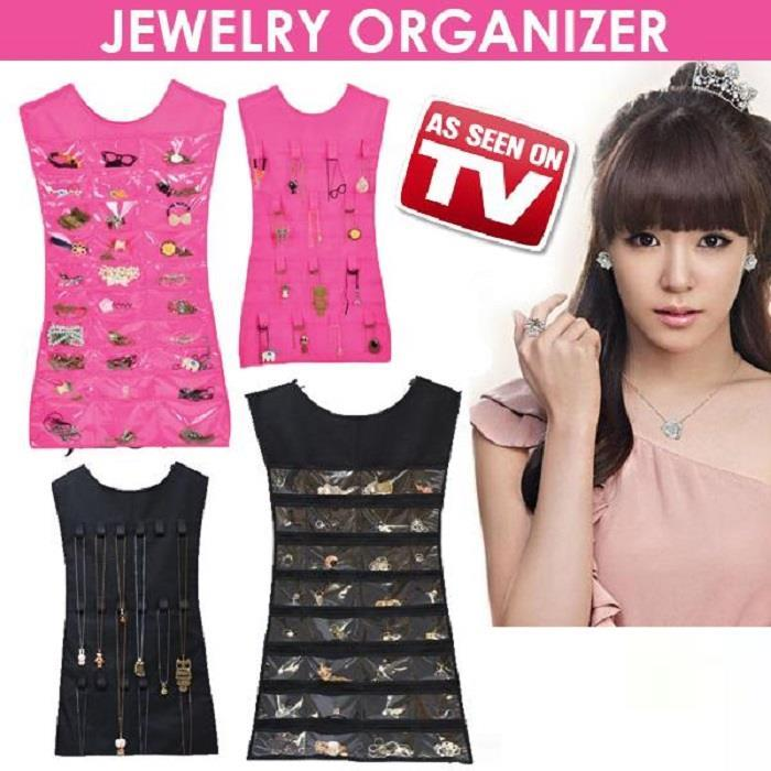 As Seen On TVHanging Jewelry Organiz end 892018 315 PM