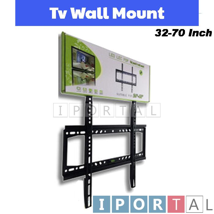 Tv Holder Wall Mount Bracket For Lcd End 922020 644 Am