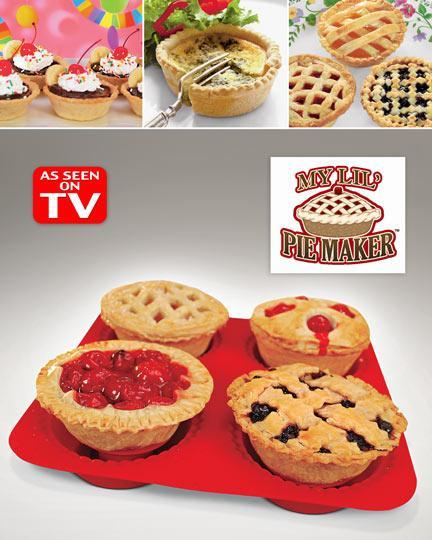 As Seen On TV~ My Lil' Pie Maker