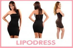 As Seen On TV~LIPO Dress Slimming Dress