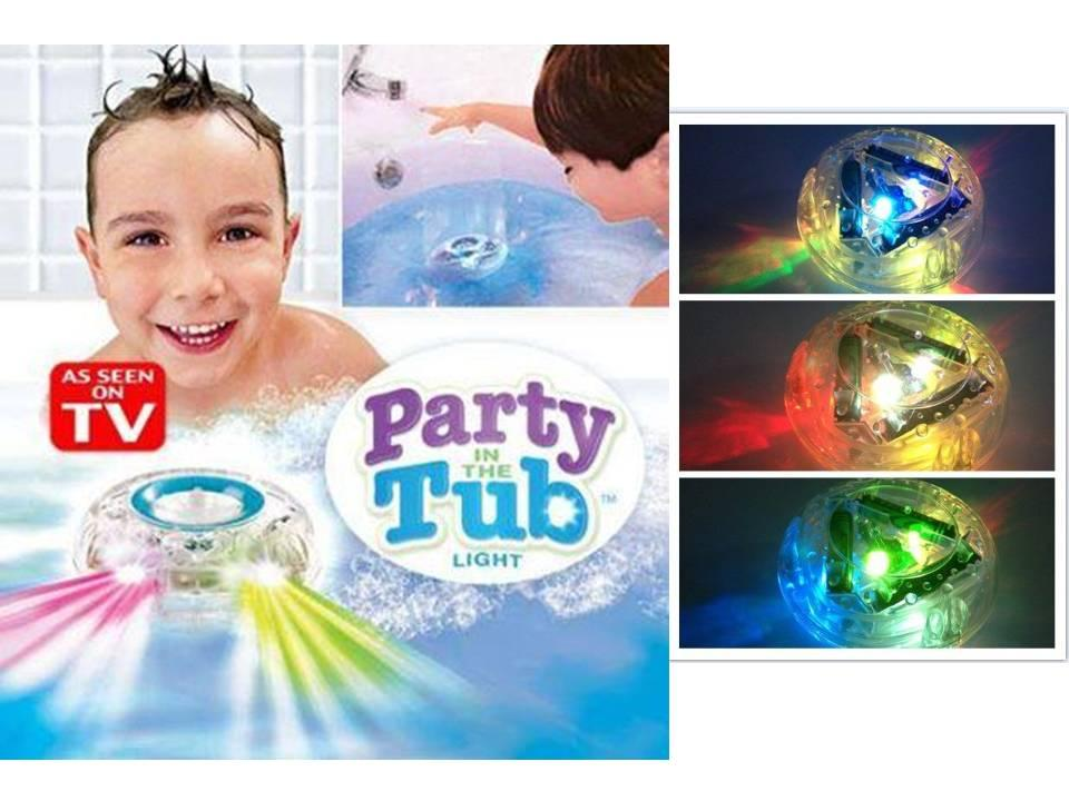 As Seen on TV New Party In The Tub (end 12/29/2016 5:28 PM)