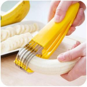 As Seen On TV~Quality 304 Blade Banana Slicer