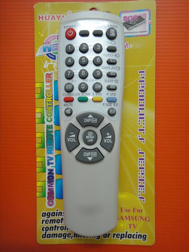 TV Remote Control - Compatible for TV Samsung