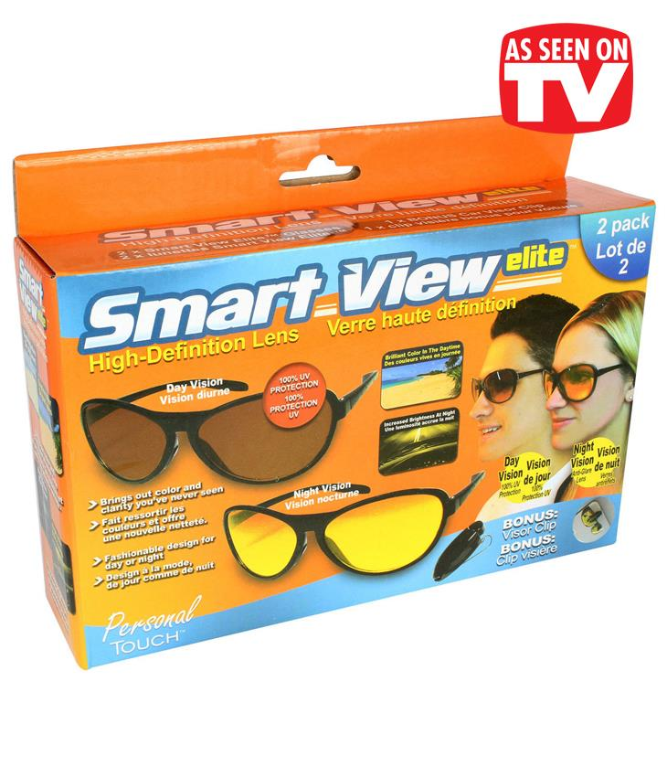 As Seen On TV~ Smart View Elite High Definition Lens (2 pack)