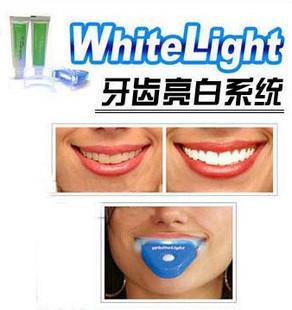 AS SEEN ON TV~Teeth Whitening Light 12063