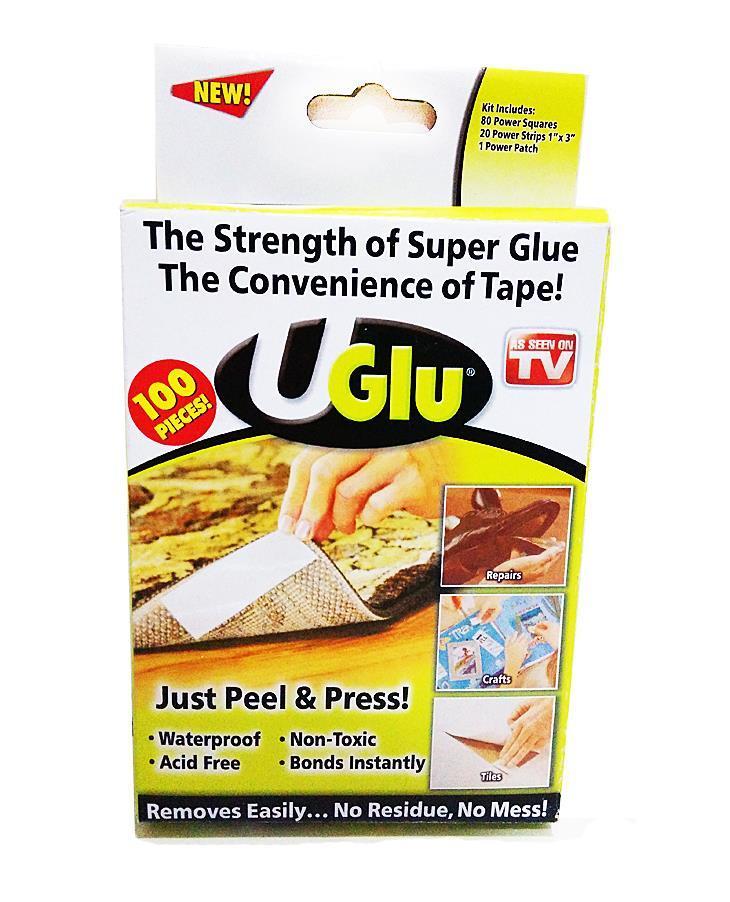 As Seen On TV~ UGLU Super Glue Tape
