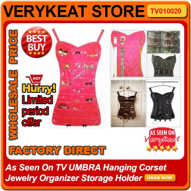 As Seen On TV UMBRA Hanging Corset J end 392018 1239 AM