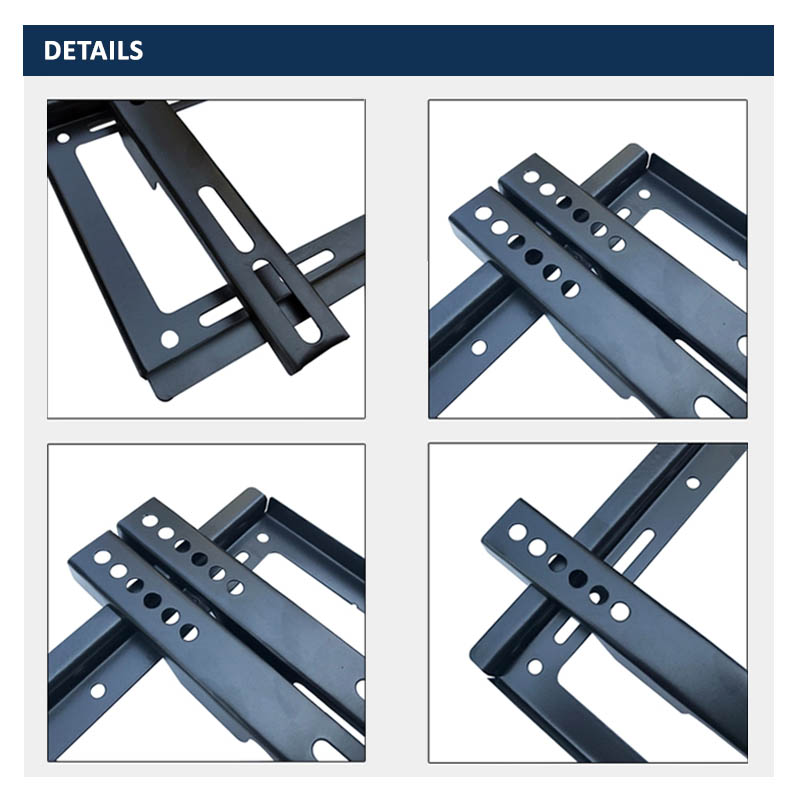 TV Wall Mount Bracket fit for LED LCD TV size 14 inch - 42 inch