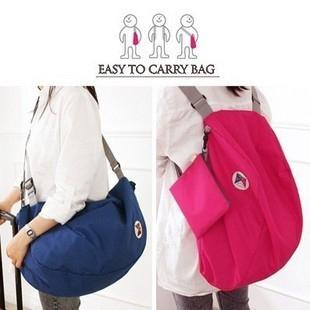 TV014 Gym Bag Foldable 3 Way Easy To Carry Travel Backpack