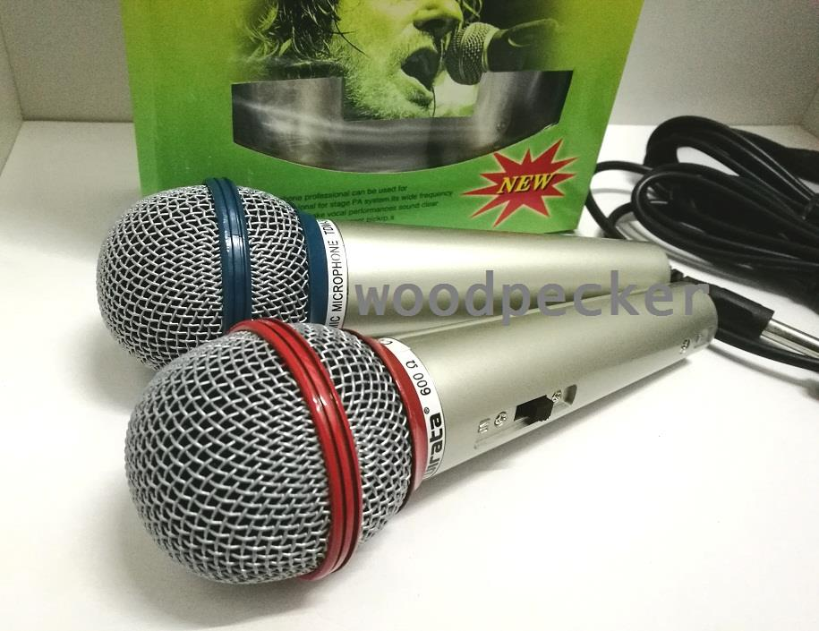 Twin Dynamic Microphone Wirata TDM-307 621689