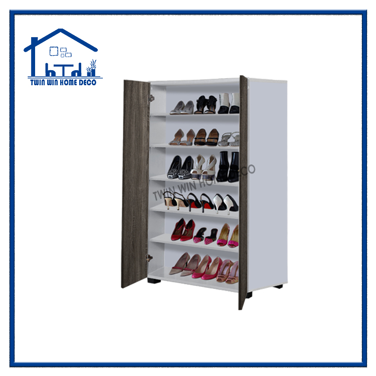 Twin Win 2 Door shoe cabinet