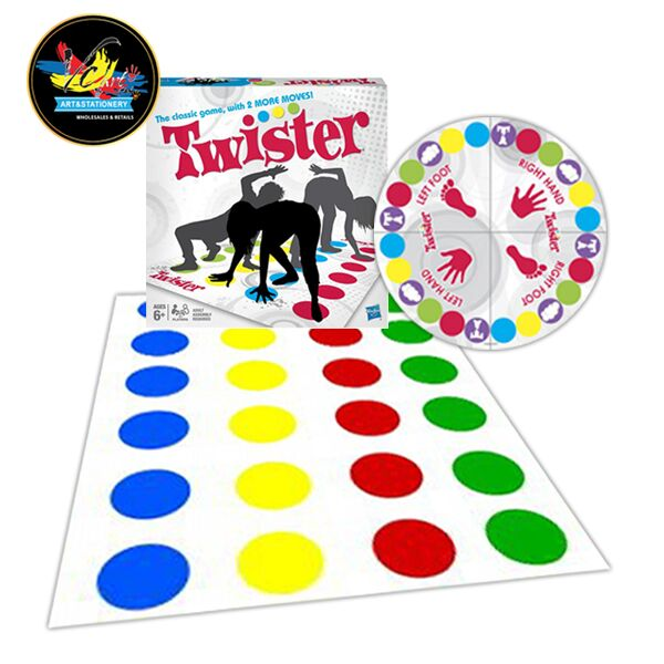 Twister Game Pahang End Time 4 2 2020 9 35 Am Lelong My