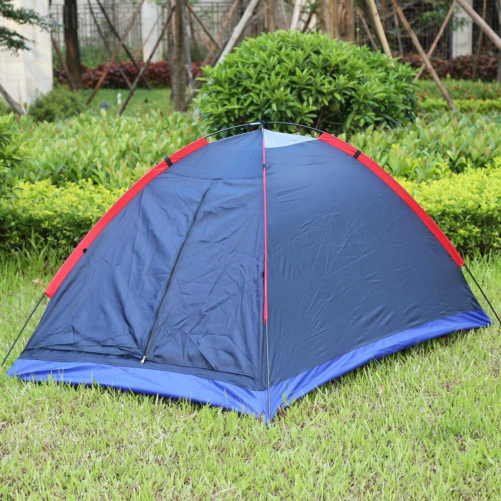 e8ef4c08809 TWO PERSON OUTDOOR CAMPING TENT KI (end 12 20 2020 12 00 AM)