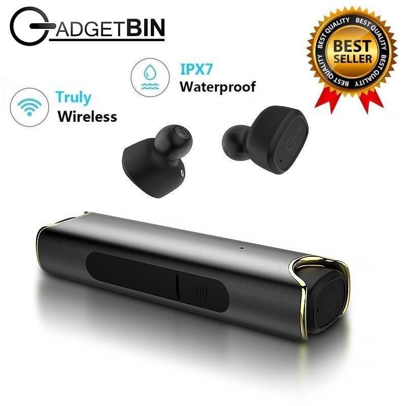 Best Bluetooth Earbuds 2020.Tws S2 Wireless Bluetooth Mini Waterproof Twins Stereo Earbuds Mic
