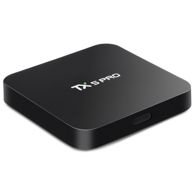 TX5 Pro TV Box H.265 Amlogic S905X Android 6.0 2.4G 5.8G Media Player
