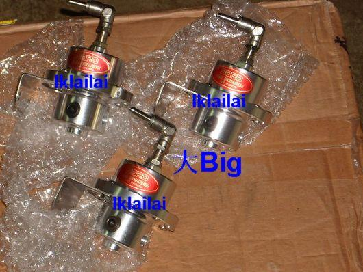 Type-RJ Sard Fuel Regulator Big Size [Japan]