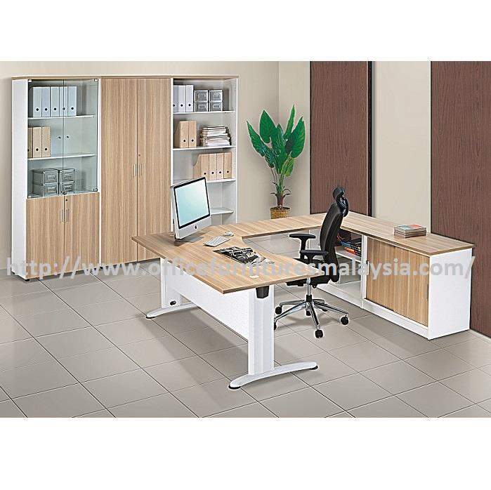 U Shaped Office Table Set Ofmb11 Secretary Personal Assistant Desk