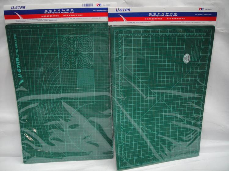 U-Star UA-90021 Cutting Mat A3 (450x300x3mm)