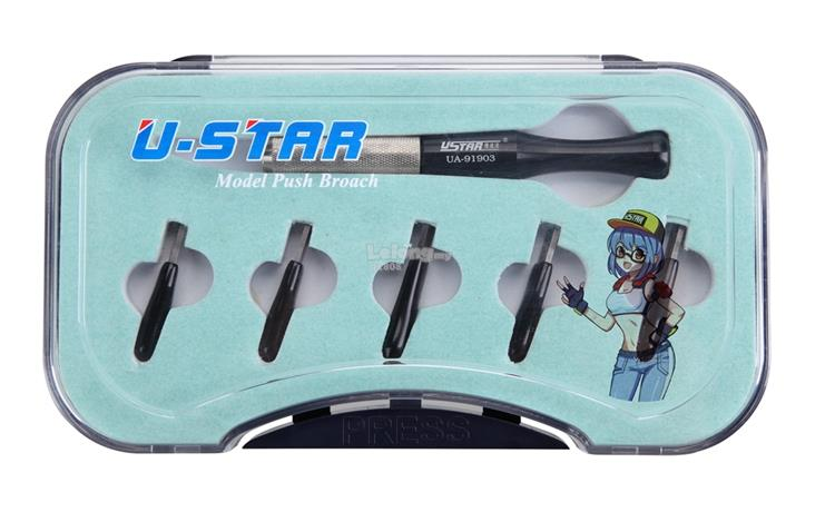 U-STAR UA-91903 Steel Line Engraver Set