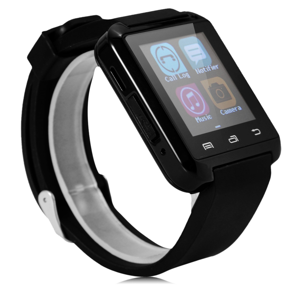U8 SMARTWATCH WITH WATCH PASSOMETER TOUCH SCREEN TOUCH AND DIAL PHONE