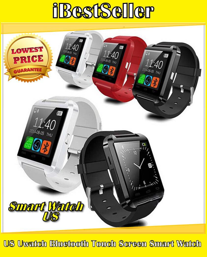 U8 Uwatch Bluetooth Touch Screen Smart Watch U8 New Smart Watcg