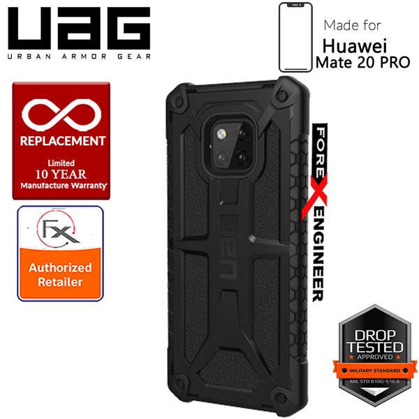 best service 79bc7 4c7be UAG Monarch for Huawei Mate 20 Pro - Black