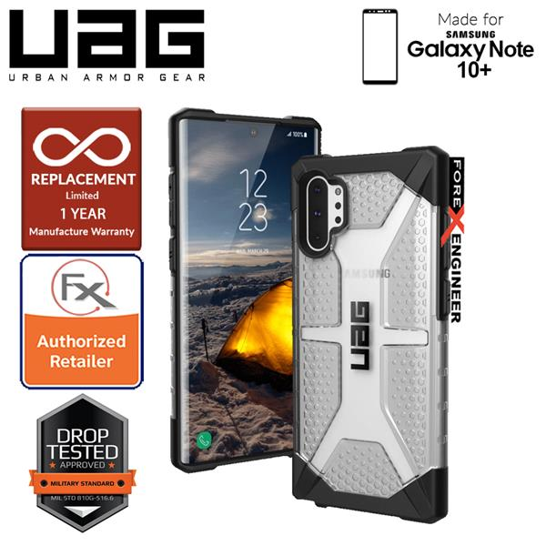 UAG Plasma for Samsung Galaxy Note 10+/ Note 10 Plus - Ice
