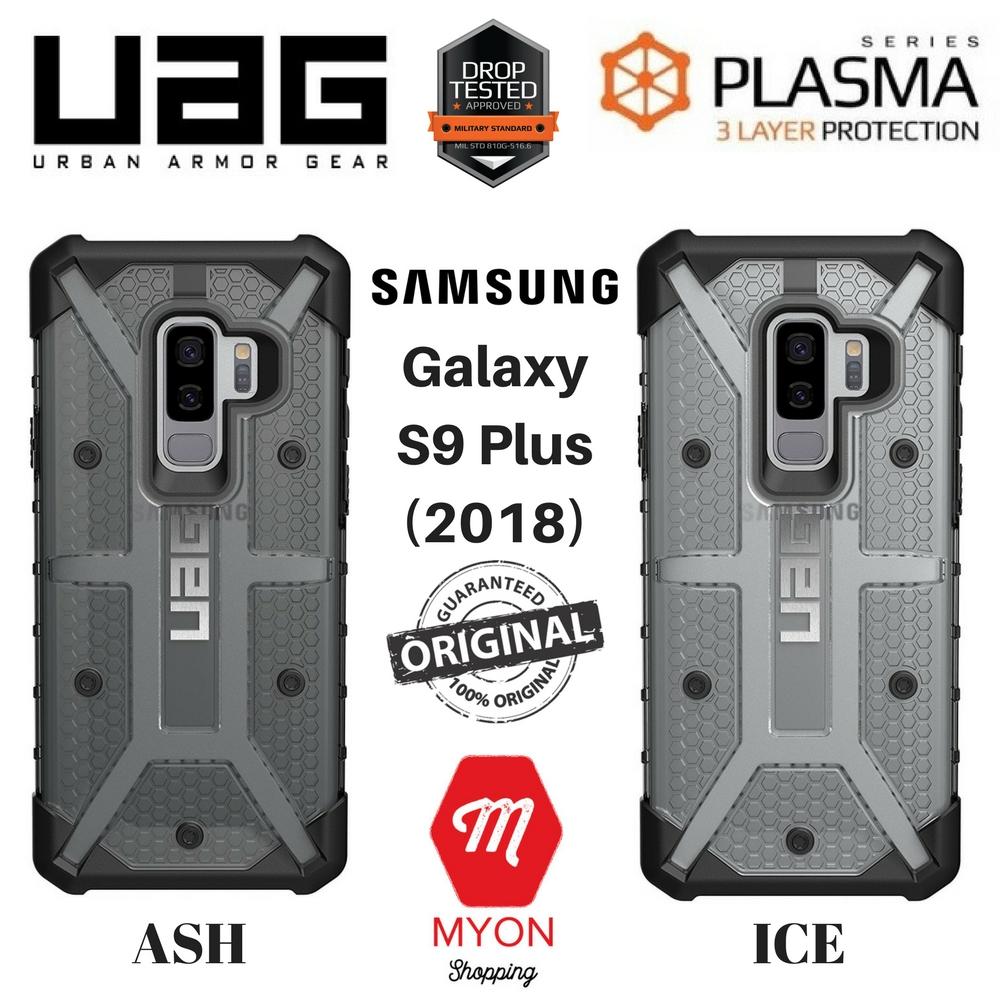 sale retailer 0fed3 9b779 UAG Urban Armor Gear Plasma Case for Samsung Galaxy S9 Plus