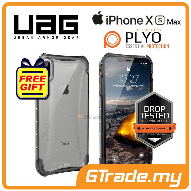 wholesale dealer 87020 4494b UAG Urban Armor Gear Plyo Case | Apple iPhone Xs Max - Ice