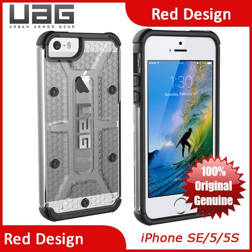 factory price dcd16 8f44f UAG Urban Armor Gear Protection Case for iPhone SE iPhone 5S - Ice