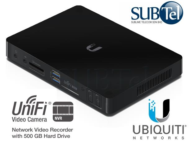 Ubiquiti UniFi Network Video Recorder CCTV 500Gb UBNT NVR Malaysia