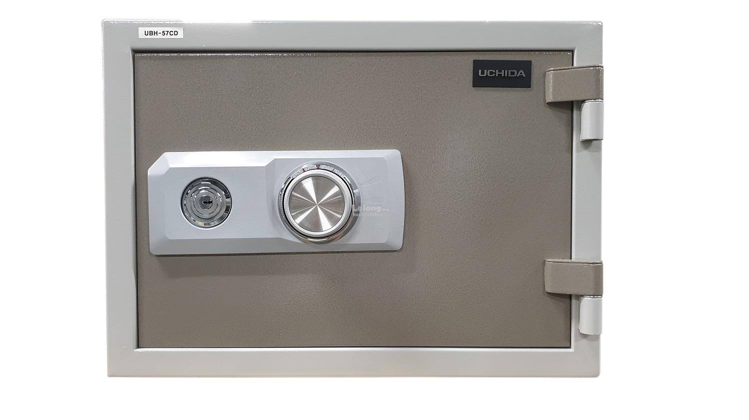 UCHIDA Fire Resistant Safe Box (UBH-57CD)_57KG