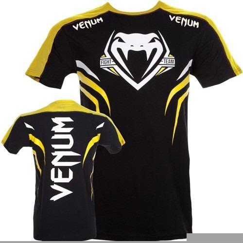 low priced e098a f7c13 UFC MMA VENUM Compress Shirt V2 (Baju Sport Gym) (Brazil Import)