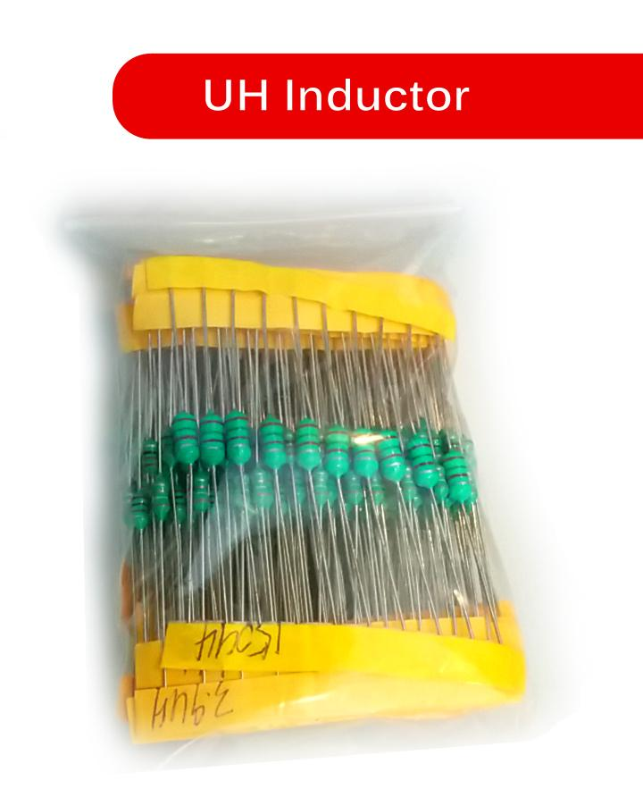 UH Inductor Bundle 120 piece