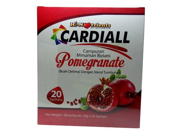 UHC Hi-Nutrients Cardiall Pomegranate (20's)