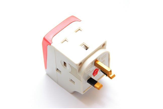 UK 3-WAY Switch Adaptor Plug (SIRIM) (end 7/5/2019 1:46 PM)