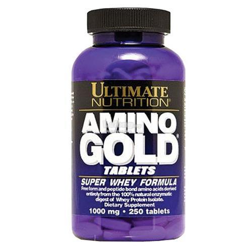 Ultimate Amino Gold 250 BIJI (Build Muscle,Recover,Hardness)
