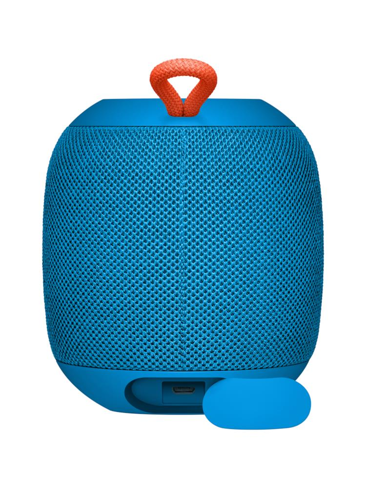 Ultimate Ears UE WONDERBOOM Portable Bluetooth Speaker - SUBZERO BLUE