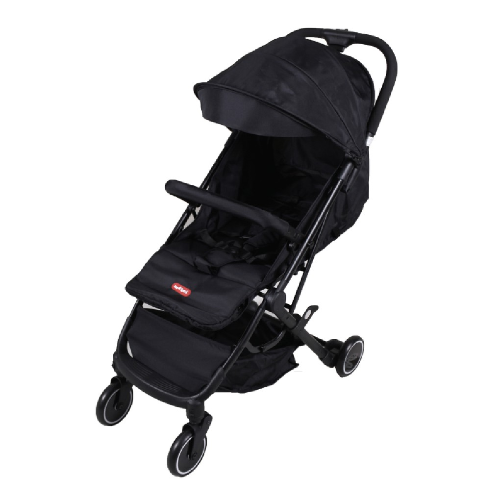 ULTRA-light Baby Stroller One Handed Lightweight And PORTABL - [BLACK]