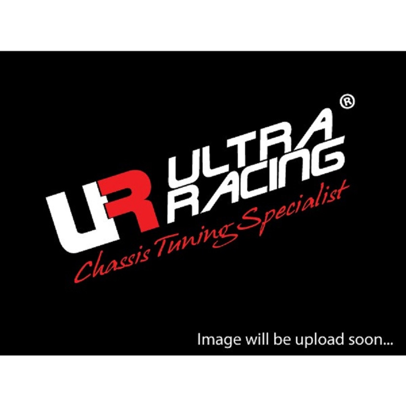 ULTRA RACING 4 Point Front Lower Bar:Honda CRV 2.4 '07 (4WD) [LA4-1970