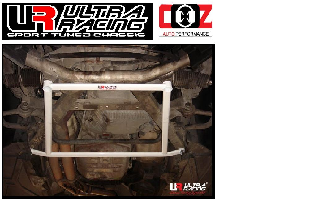 ULTRA RACING FRONT LOWER BAR  BMW E36-2 (318) TIMING CHAIN