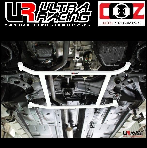 ULTRA RACING FRONT LOWER BAR  PERODUA MYVI 1.5 (LAGI BEST)