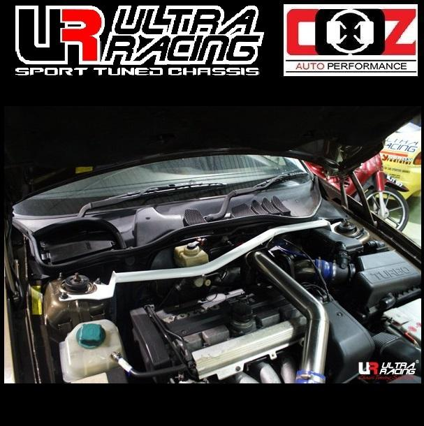 ULTRA RACING FRONT STRUT  BAR  VOLVO 850 (TURBO WAGON) OBD2