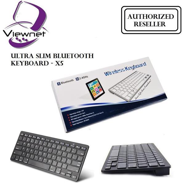d4376811a33 Ultra Slim Wireless Bluetooth Keyboar (end 7/3/2019 3:15 PM)