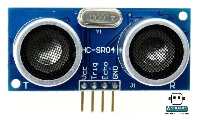 Ultrasonic Distance Sensor Range Finder for Arduino HC-SR04