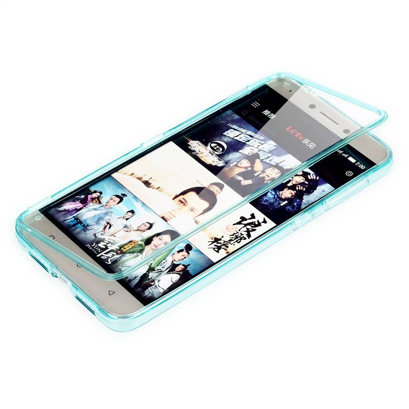 UMGG le 1S Transparent Armor Flip Case Cover Casing