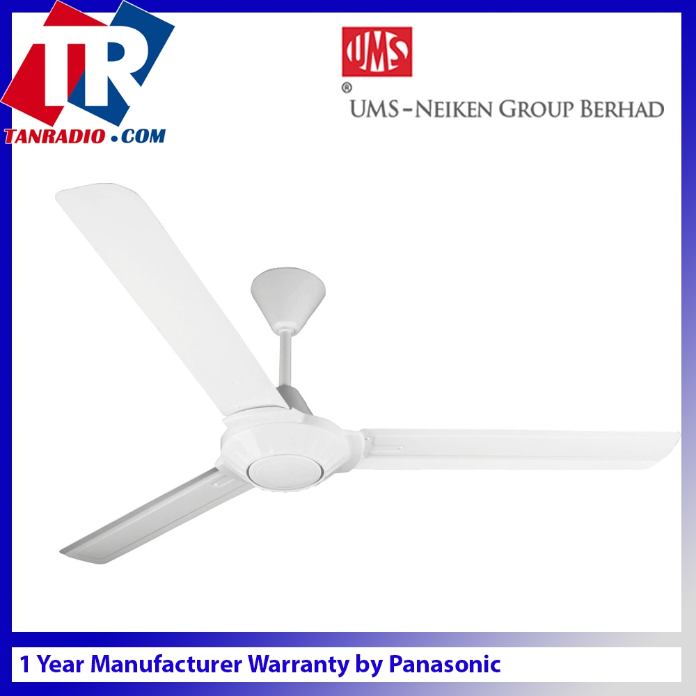 Ums 60inch 3 blade ceiling fan with end 7102019 435 pm ums 60inch 3 blade ceiling fan with speed regulator ums 360 mozeypictures Gallery