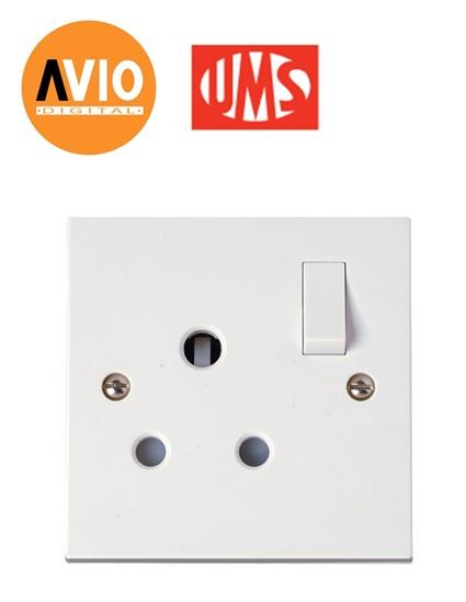 UMS UMS1215A 15A Switched Socket Outlet